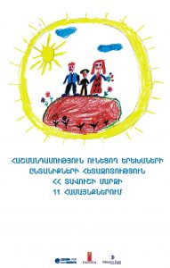"""The survey implemented in the framework of the """"The Healthy Start"""" project"""